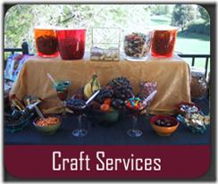 craft services
