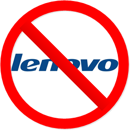 No Lenovo Ideapads